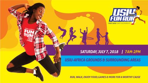 USIU Africa Fun Run 2018