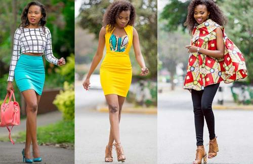 The Standard - Award winning fashion blogger Lucia Musau, Sheila graduate with masters