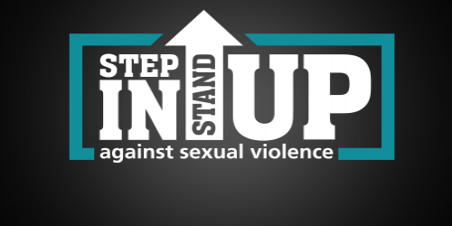 Step In, Stand Up! Against Sexual Violence