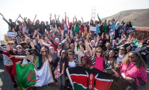 USIU-Africa Alumni Association Hosts TechWomen Conference